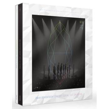 SEVENTEEN - 2018 CONCERT 'IDEAL CUT' IN SEOUL (DVD)