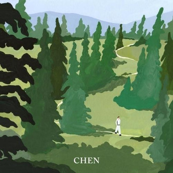 [EXO] CHEN - 1st Mini [April, and a flower] (FLOWER VER.)
