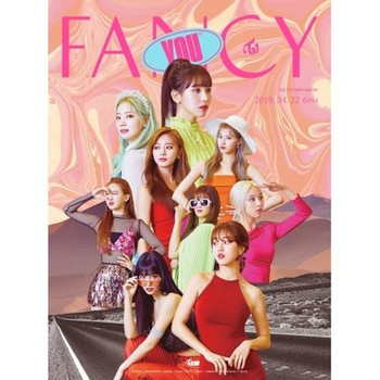 TWICE - 7th Mini [FANCY YOU] _Random Version