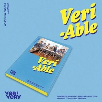 VERIVERY - 2nd Mini [VERI-ABLE] (Kihno Album - DHL Shipping Only)
