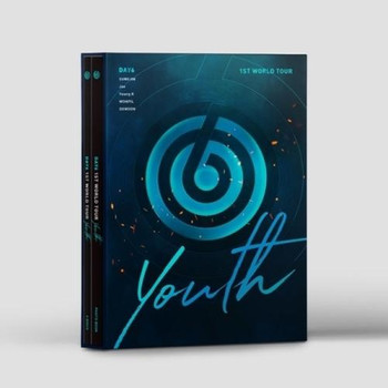 DAY6 - DAY6 1ST WORLD TOUR [Youth] DVD