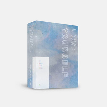 BTS WORLD TOUR [LOVE YOURSELF] EUROPE DVD