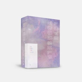 BTS WORLD TOUR [LOVE YOURSELF] NEWYORK DVD