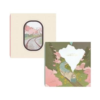 Kyu Hyun - Single Album [The Day We Meet Again] + Poster (A:Pink/B:Mint ver.)