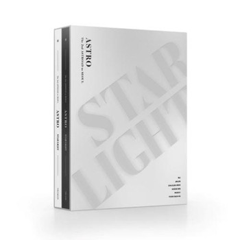 ASTRO - The 2nd ASTROAD to Seoul [STAR LIGHT] DVD