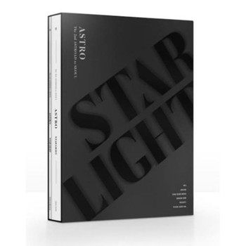 ASTRO - The 2nd ASTROAD to Seoul [STAR LIGHT] BLU-RAY