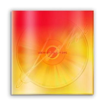 Lee Hi - Mini Album [24℃]