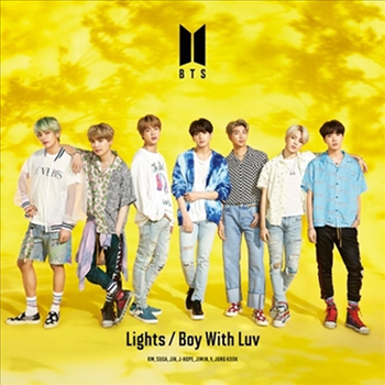 BTS - Lights / Boy With Luv (Japanese/Limited Edition A/ CD+DVD)