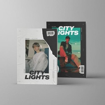 BAEK HYUN - 1st Mini [City Lights] (A:Day ver / B: Night ver.)