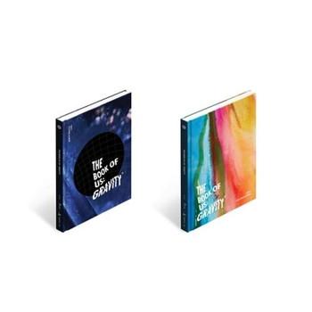 DAY6 - 5th Mini [THE BOOK OF US : GRAVITY] (Random Version)