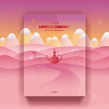 Lovelyz - 2019 LOVELYZ CONCERT [LOVELYZ IN WINTER WORLD 3] BLU-RAY