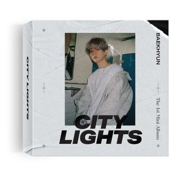 BAEK HYUN - 1st Mini [City Lights] Kihno