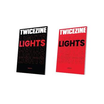TWICE - TWICEZINE (TWICELIGHTS)
