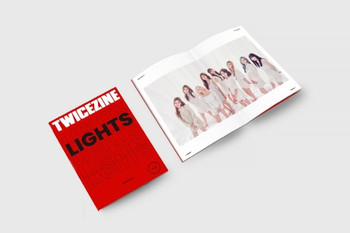 TWICE - TWICEZINE (TWICELIGHTS)