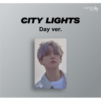 BAEK HYUN - Cashbee Traffic Card (DAY VER.)
