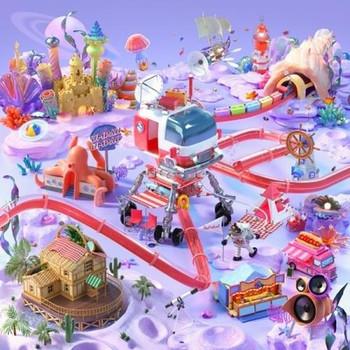 Red Velvet - Mini Album [The ReVe Festival Day 2] DAY 2 Ver. + Poster