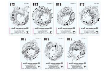BTS - Transportation Card (T-money card, 1pcs)
