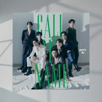 GOT7 - MINI ALBUM [CALL MY NAME] (Random version)