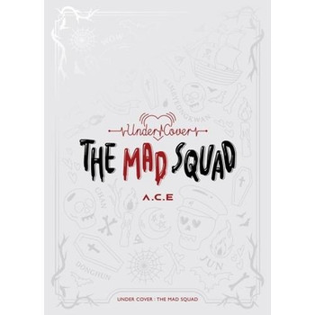 A.C.E - 3rd Mini [UNDER COVER : THE MAD SQUAD]