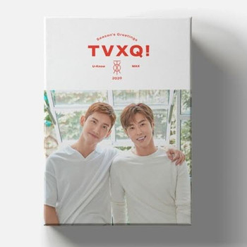 TVXQ! - 2020 TVXQ! SEASON'S GREETINGS + Photocard Set
