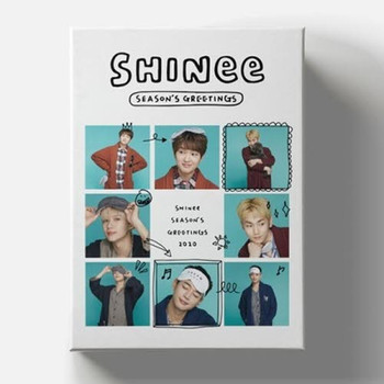 SHINee - 2020 SHINee SEASON'SGREETINGS+ Photocard Set
