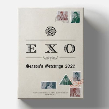 EXO - 2020 EXO SEASON'SGREETINGS+ Photocard Set