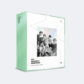 BTS - 2020 SEASON'S GREETING + Mouse pad