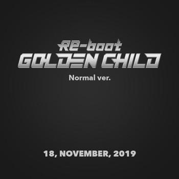 Golden Child - Vol.1 [Re-boot] (Normal Ver.)