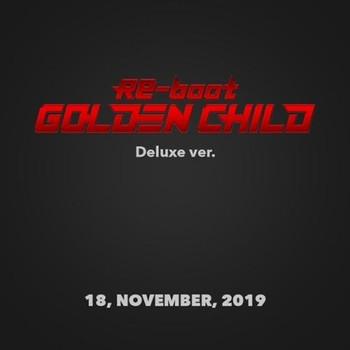 Golden Child - Vol.1 [Re-boot] (DELUXE Ver.)