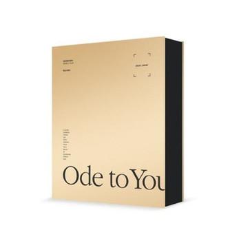SEVENTEEN - SEVENTEEN WORLD TOUR [ODE TO YOU] IN SEOUL Blu-ray