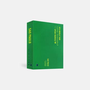 BTS World Tour 'Love Yourself: Speak Yourself' SAO PAULO DVD + Weply Gift