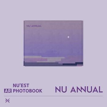 NUEST - NU ANNUAL (AR Photobook)