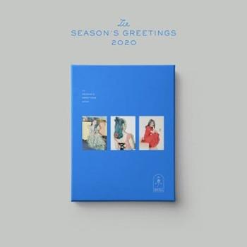 IU - 2020 SEASON'S GREETINGS