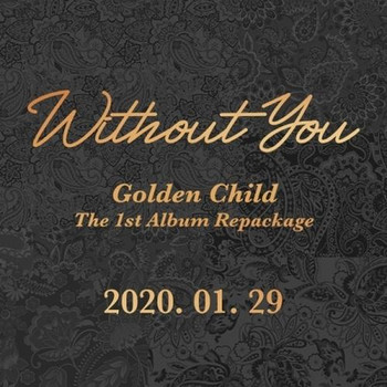 Golden Child - Vol.1  Repackage [Without You]