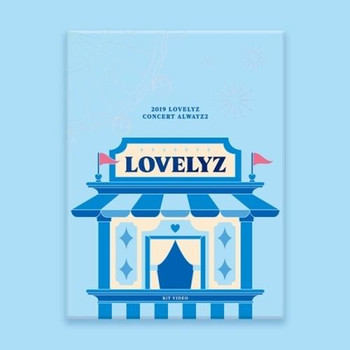 Lovelyz - 2019 LOVELYZ CONCERT ALWAYZ 2 KIT VIDEO