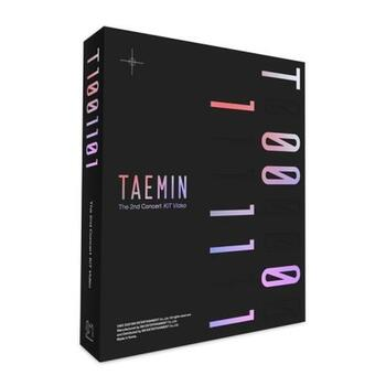 TAEMIN - 2nd CONCERT <T1001101>   KiT Video