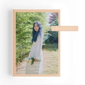 Tzuyu - 1ST PHOTOBOOK [Yes, I am Tzuyu] (A:Peach Ver.)
