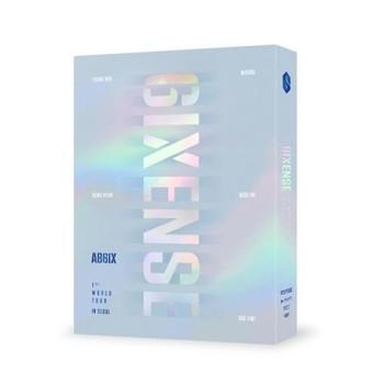 AB6IX 1ST WORLD TOUR  <6IXENSE> IN SEOUL (DVD)