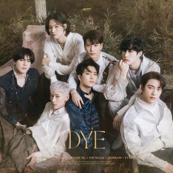 GOT7 - Mini Album [DYE] (Random ver)
