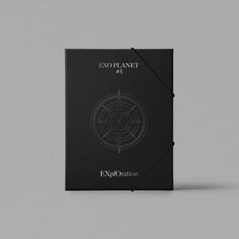 EXO - EXO PLANET #5 -EXplOration- PhotoBook & LiveAlbum
