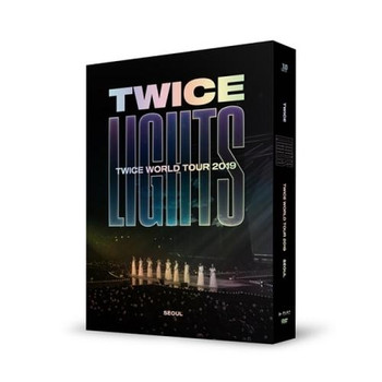 TWICE - TWICE WORLD TOUR 2019 [TWICELIGHTS] IN SEOUL (DVD) + Poster