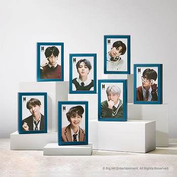 BTS - JIGSAW PUZZLE [MAP OF THE SOUL:7] (108 piece + Frame + Photo Card)