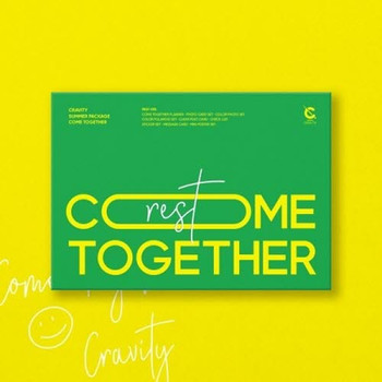CRAVITY - SUMMER PACKAGE [COME TOGETHER]  REST VER