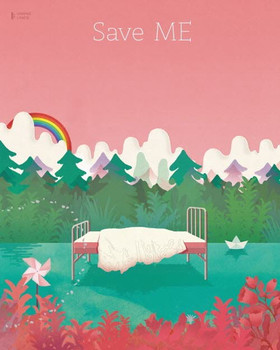 BTS - GRAPHIC LYRICS Vol.2 [Save ME]