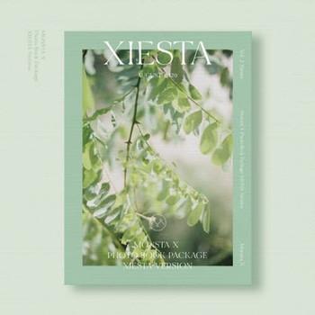 MONSTA X - 2020 PHOTO BOOK  [XIESTA]