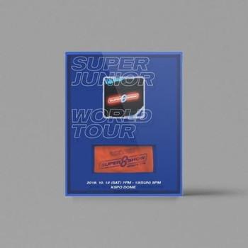 SUPER JUNIOR WORLD TOUR [SUPER SHOW 8 : INFINITE TIME] Kit Video
