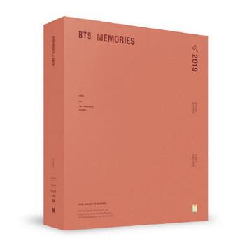 BTS - MEMORIES OF 2019 DVD