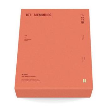 BTS - MEMORIES OF 2019 BLU-RAY + Weverse Gift