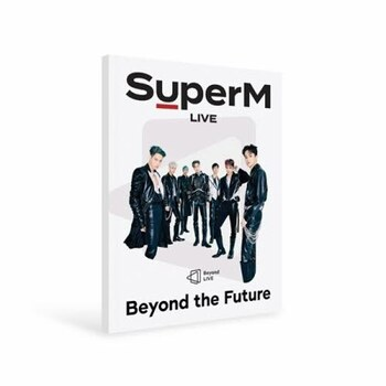 SuperM - Beyond LIVE BROCHURE  SuperM [Beyond the Future]  (Photobook)