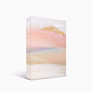 BTS - HYYH [THE NOTES 2] (English  Ver.)